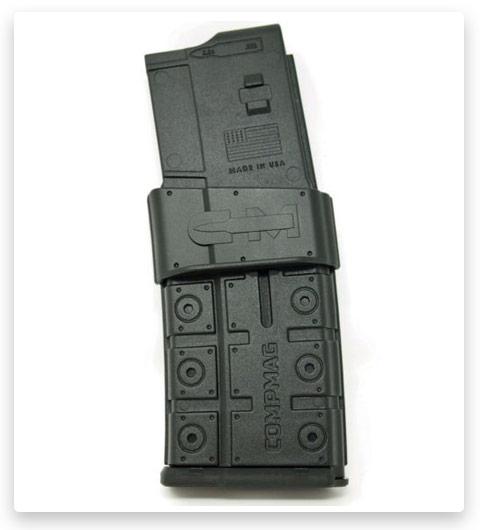 CompMag AR-15 5.56x45 10-Round Compliant Locked Magazine