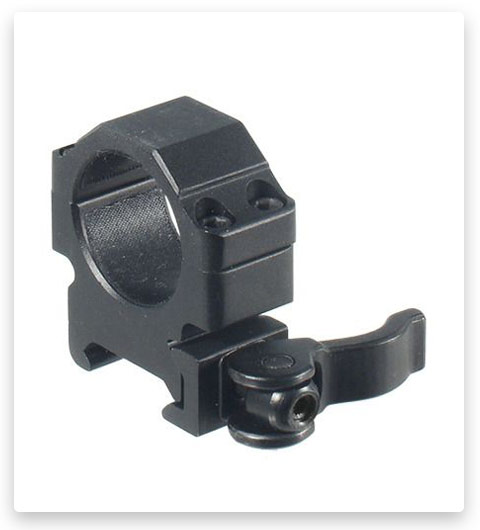 Leapers UTG Max Strength LE Grade Quick Detach Picatinny Riflescope Rings
