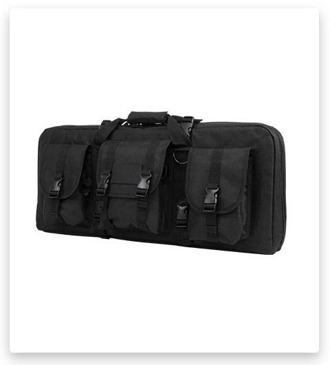 VISM Heavy Duty 28in Deluxe Soft Gun Case
