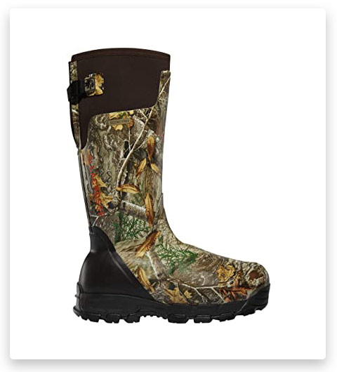 LaCrosse Men's Rubber Boot Hunting Shoes