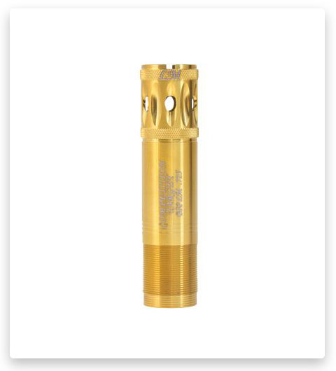 Carlson's Browning Invector-Plus Gold Target Ported Choke Tube