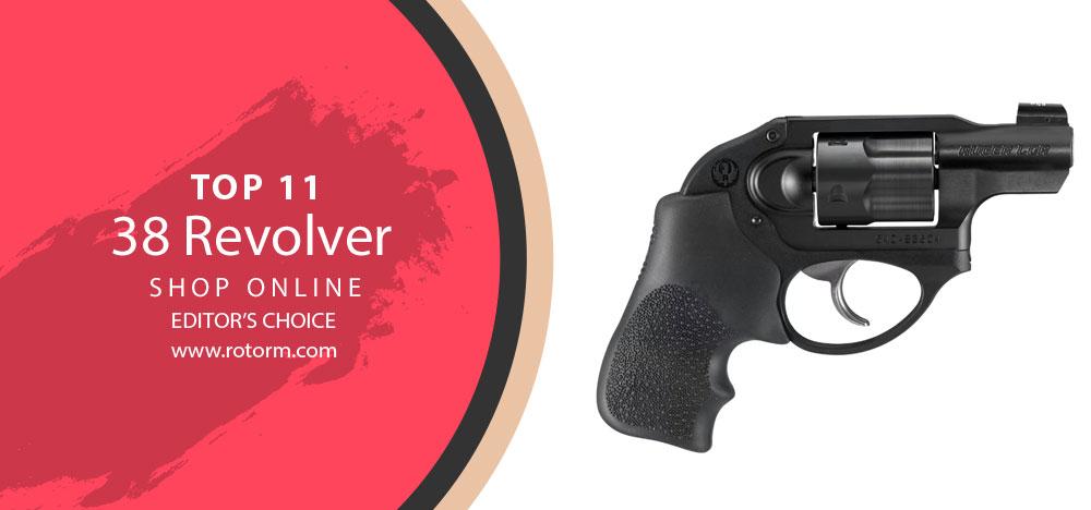 Best 38 Revolver - Editor's Choice