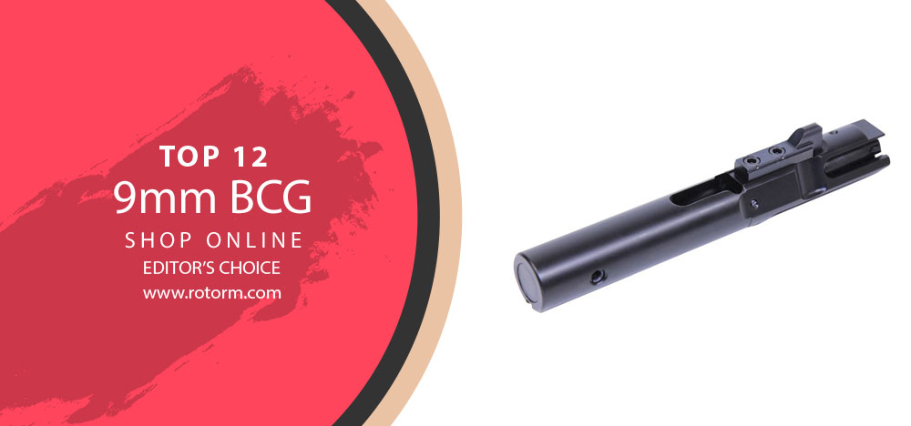 Best 9mm BCG - Editor's Choice