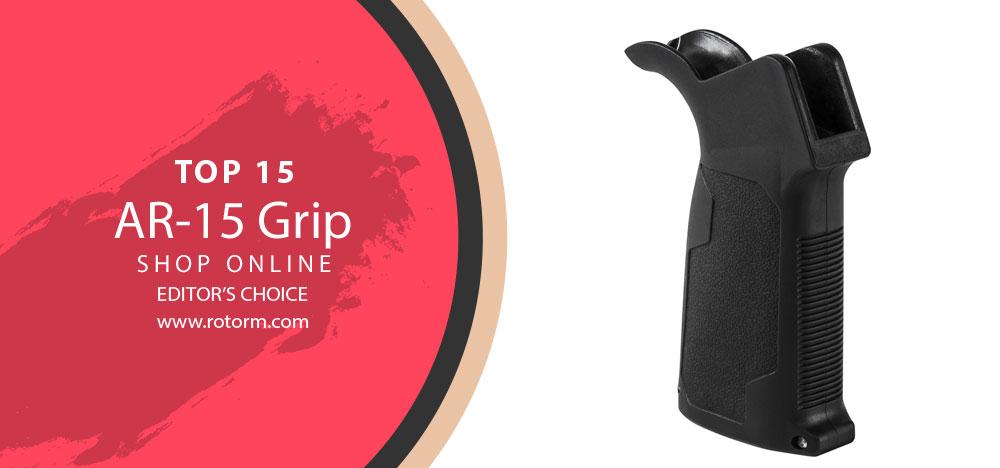 Best AR-15 Grip - Editor's Choice