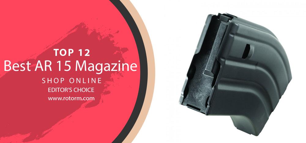 Best AR 15 Magazine - Editor's Choice