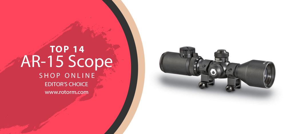 Best AR-15 Scope - Editor's Choice
