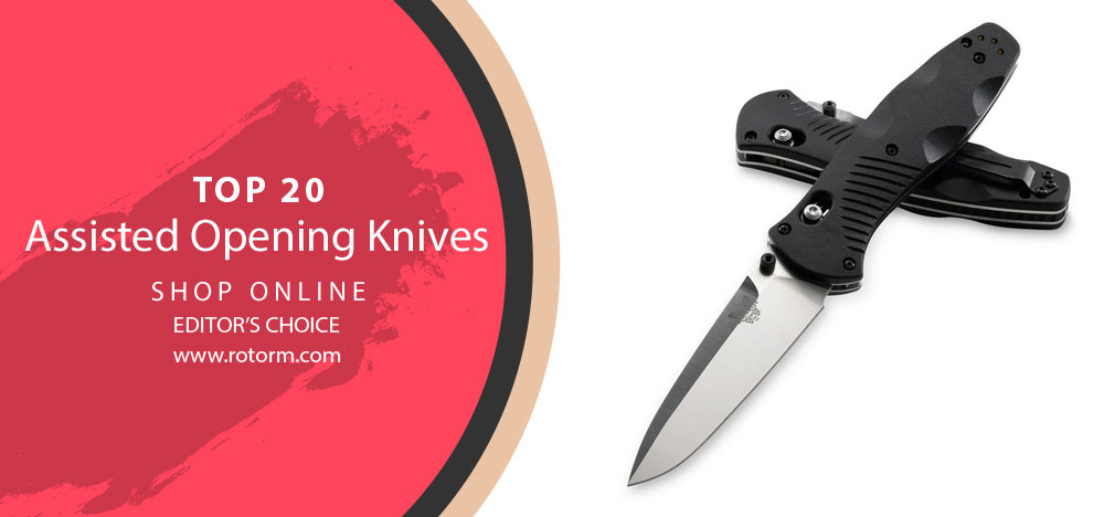 Best Assisted Opening Knives - Editor's Choice