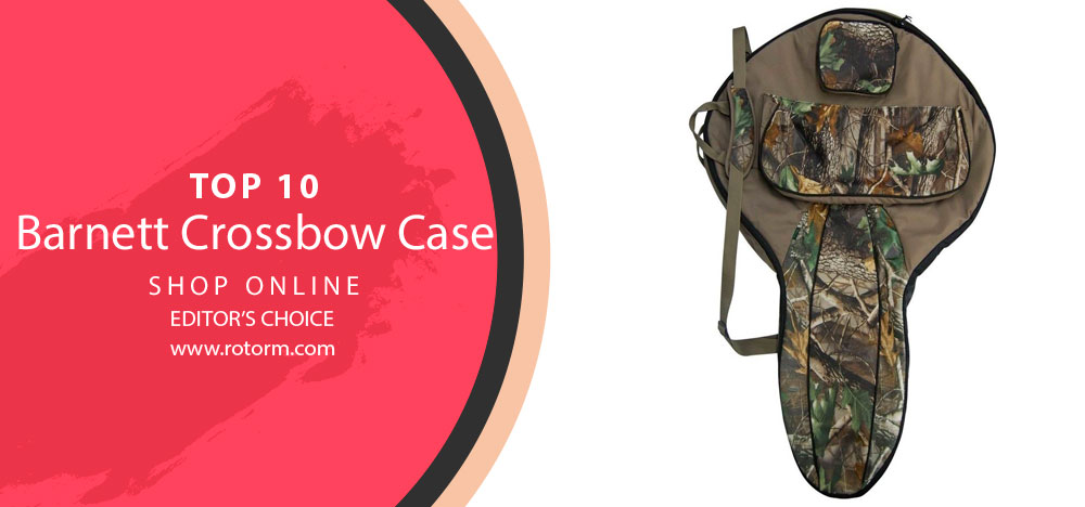 Best Barnett Crossbow Case - Editor's Choice