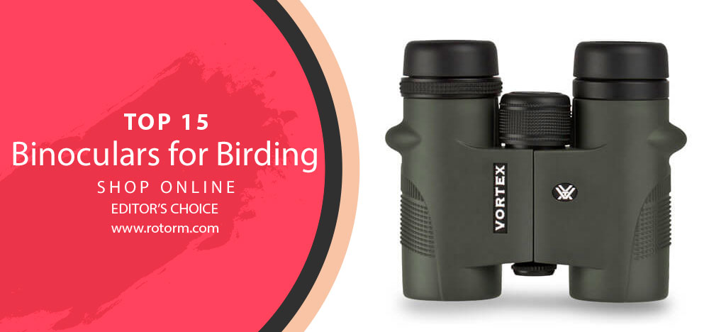 Best Binoculars for Birding - Editor's Choice