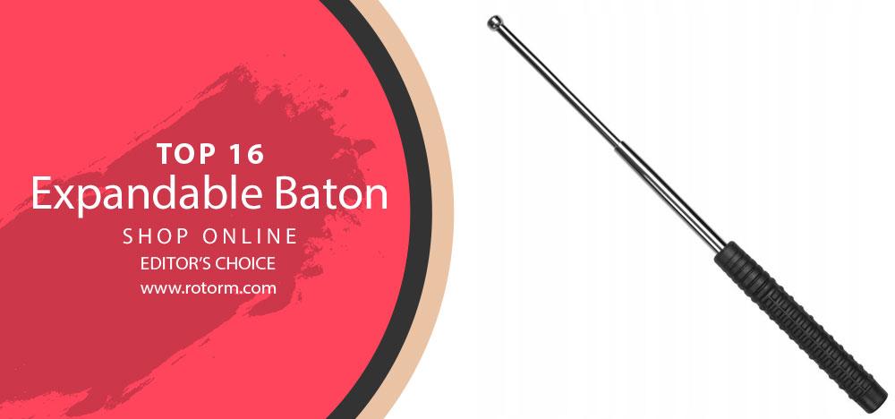 Best Expandable Baton - Editor's Choice
