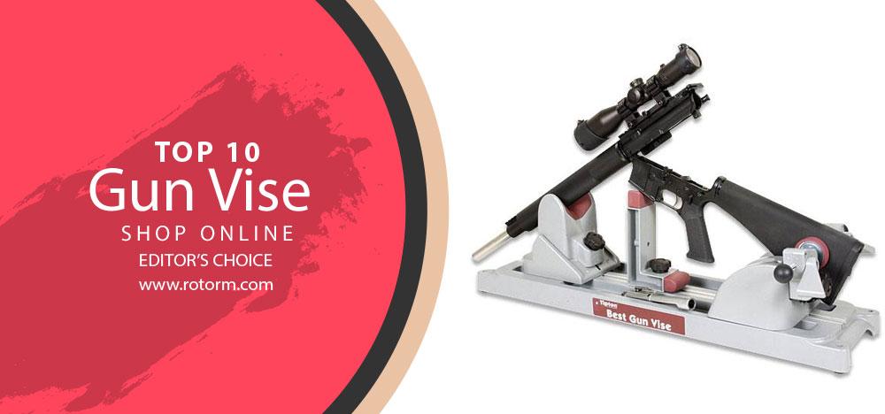 Best Gun Vise - Editor's Choice
