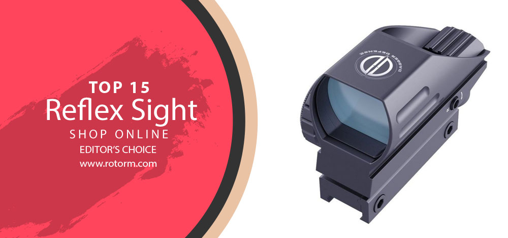 Best Reflex Sight - Editor's Choice