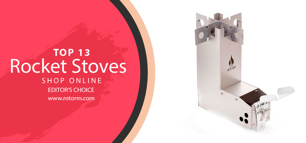 Best Rocket Stoves - Editor's Choice