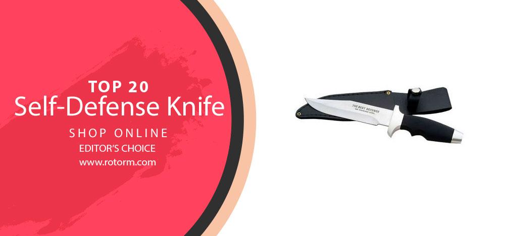 Best Self-Defense Knife - Editor's Choice