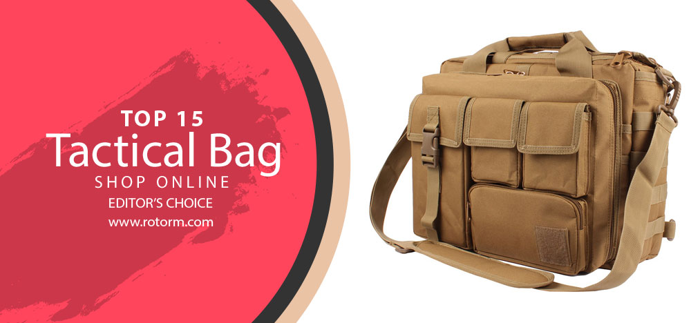 Best Tactical Bag - Editor's Choice