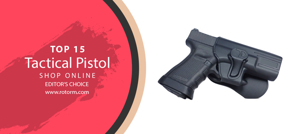 Best Tactical Pistol - Editor's Choice