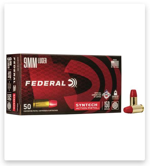Federal Premium Centerfire Handgun Ammunition 9mm Luger