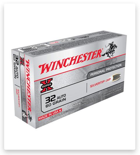 Winchester SUPER-X HANDGUN .32 ACP 60 grain
