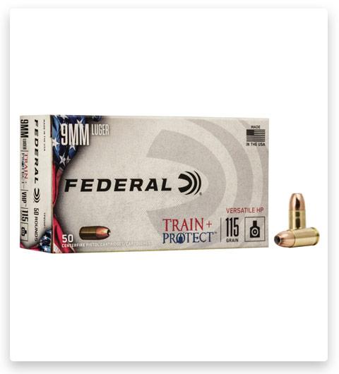 Federal Premium Centerfire Handgun Ammunition 9mm Luger 115 Grain