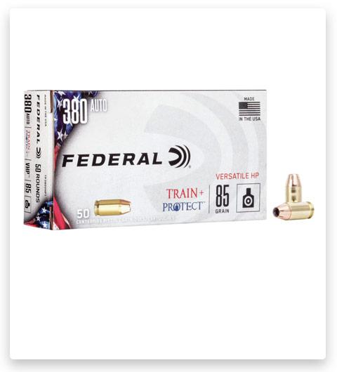 Federal Premium Centerfire Handgun 380 ACP Ammo 85 grain