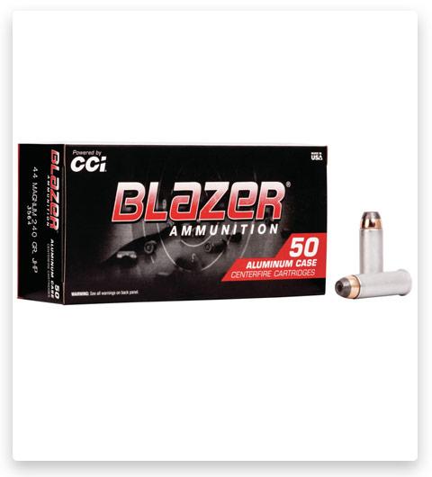 CCI Blazer Aluminum 44 Magnum Ammo 240 grain