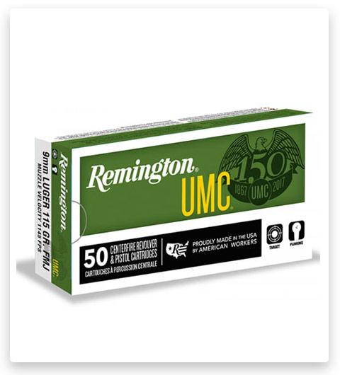 Remington UMC Handgun .25 ACP 50 Grain