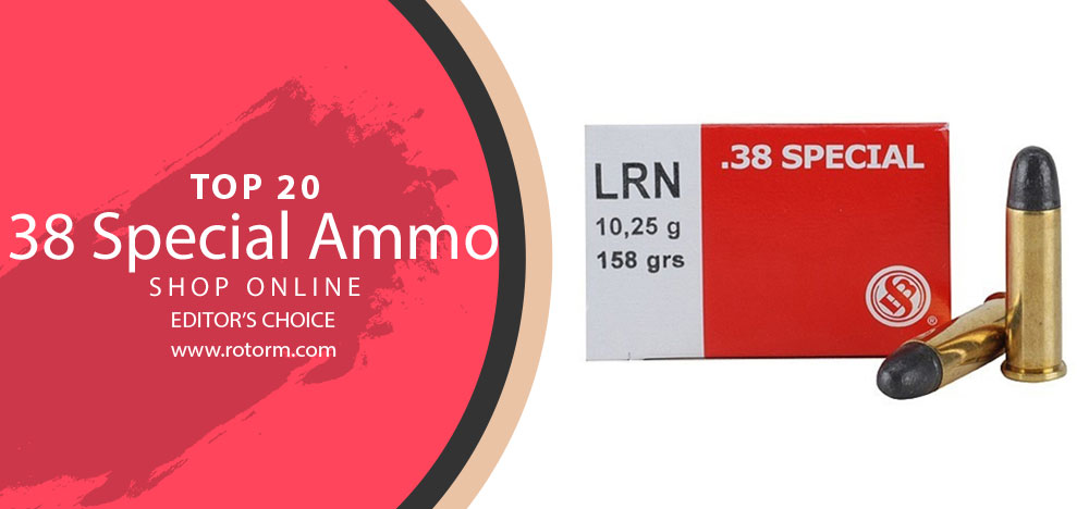 Best 38 Special Ammo - Editor's Choice