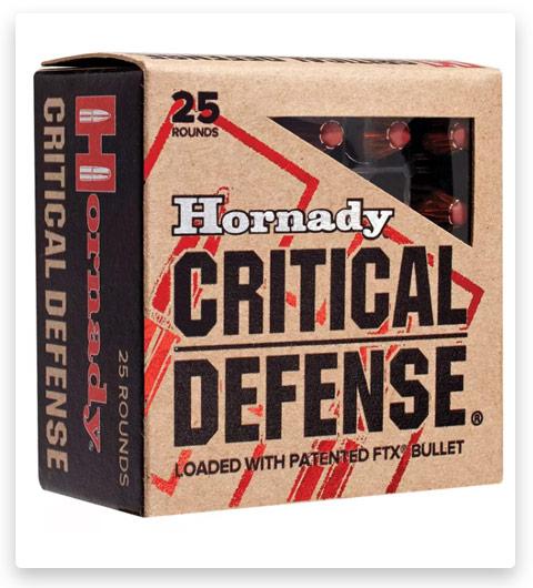 Hornady Critical Defense Handgun Ammo - 9mmx18mm Makarov
