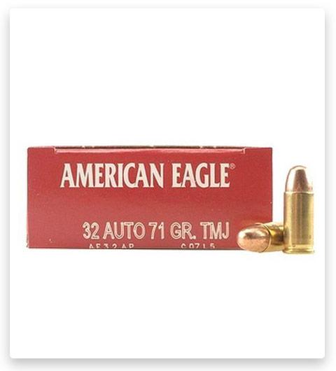 Federal Premium Centerfire Handgun Ammunition .32 ACP 71 grain