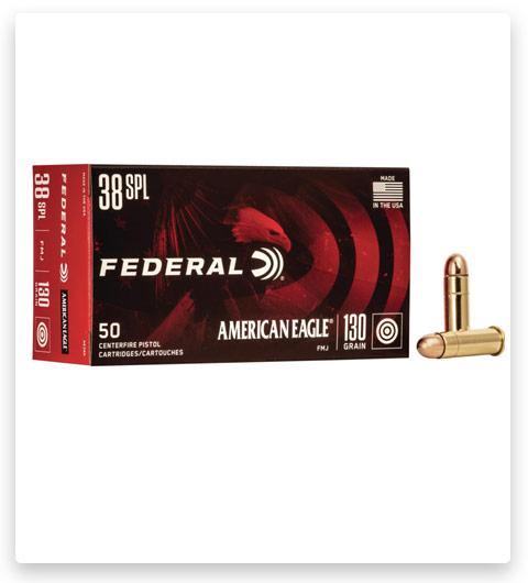 Federal Premium Centerfire Handgun 38 Special Ammo 130 grain