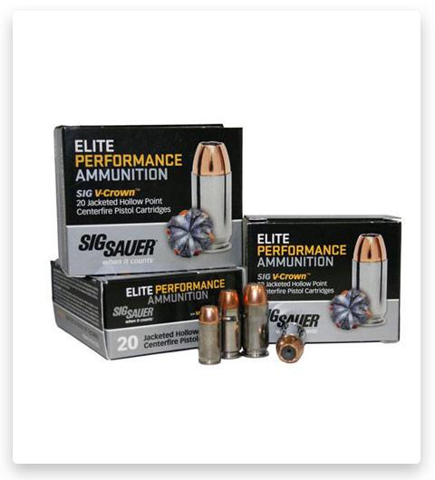 Sig Sauer V-Crown 44 Magnum Ammo 240 grain