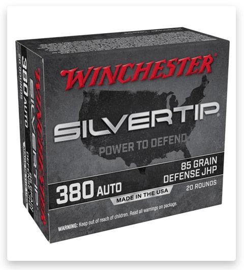 Winchester SUPER-X HANDGUN 380 ACP Ammo 85 grain
