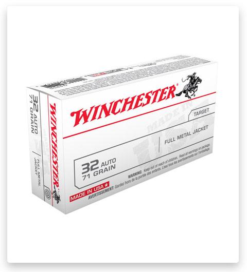 Winchester USA HANDGUN .32 ACP 71 grain