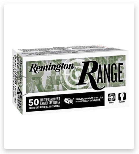 Remington Range 9mm Luger 115 Grain