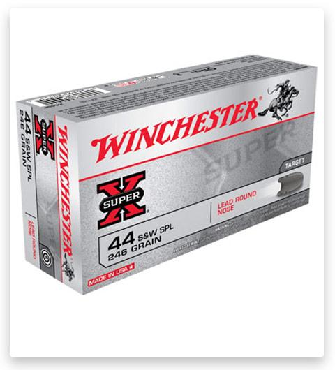 Winchester SUPER-X HANDGUN 44 Special Ammo 246 grain
