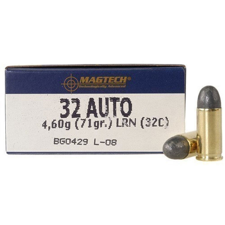 Best 32 ACP Ammo 2021