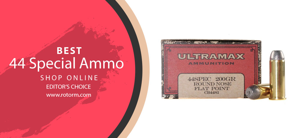 Best 44 Special Ammo - Editor's Choice