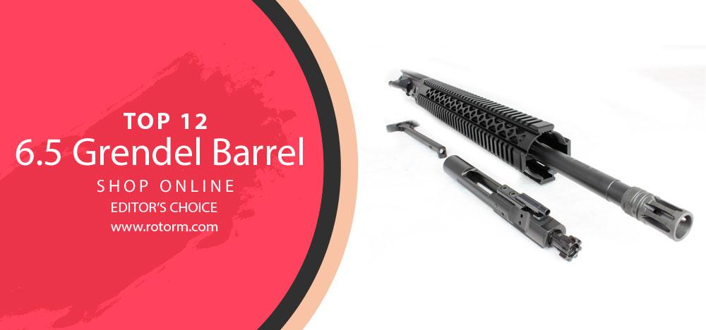 Best 6.5 Grendel Barrel - Editor's Choice