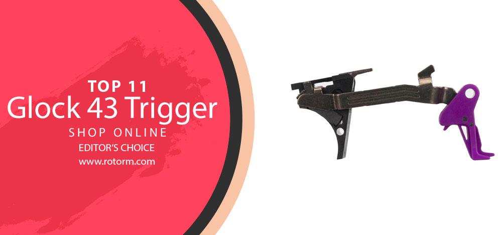 Best Glock 43 Trigger - Editor's Choice