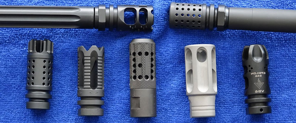 How To Install a Muzzle Brake