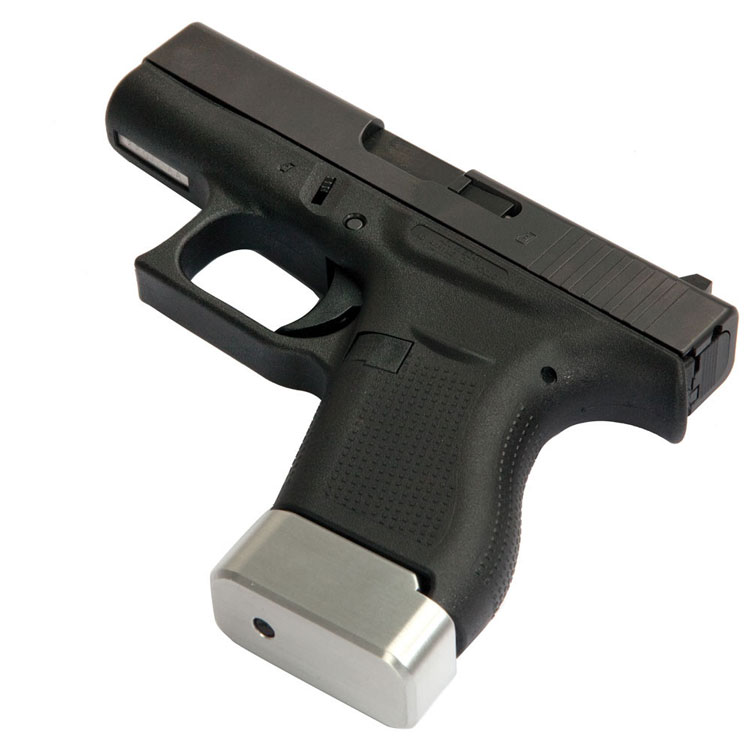 Best Glock 26 Magazine Extension 2021