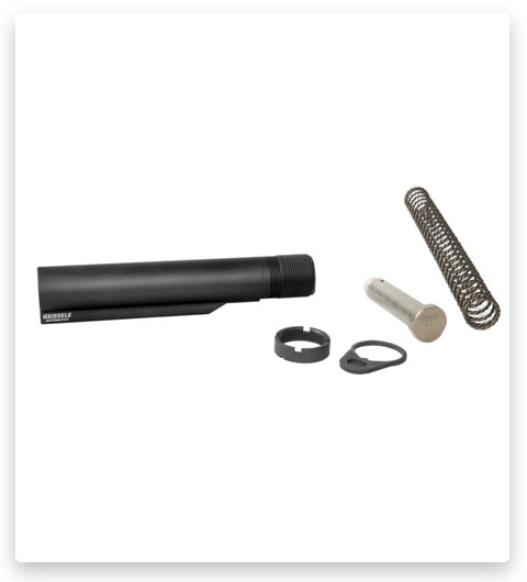 Geissele Premium AR-15 Mil-Spec Buffer Tube