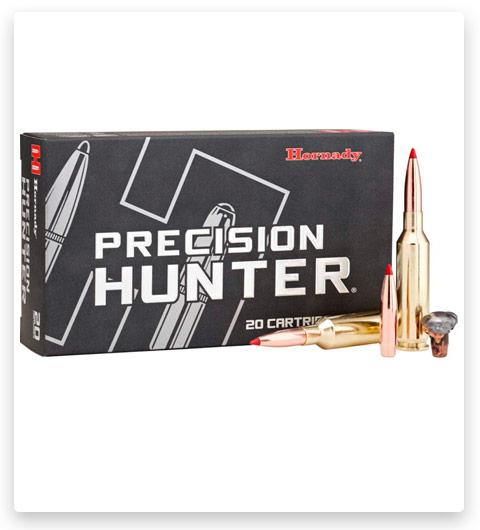 Hornady Precision Hunter 6mm Creedmoor Ammo 103 Grain