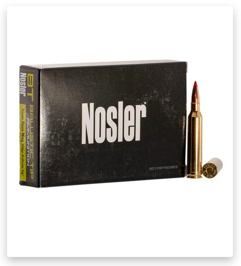 Nosler 7mm Remington Magnum Ammo 150 Grain