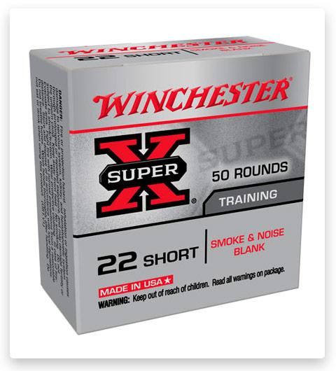 Winchester SUPER-X 22 Short Ammo 0 grains