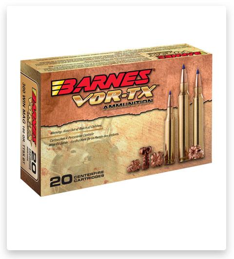 Barnes Vor-Tx 338 Winchester Magnum Ammo 225 grain