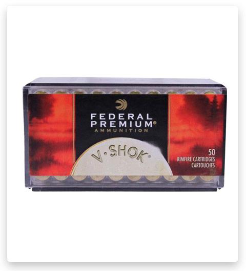 Federal Premium V Shok 17 HMR Ammo 17 grain