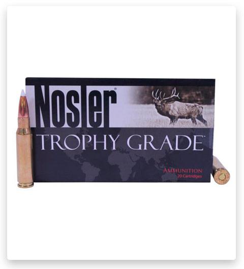 Nosler Trophy Grade 308 Winchester Ammo 150 Grain