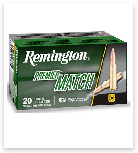 Remington Premier Match 6mm Creedmoor Ammo 112 Grain