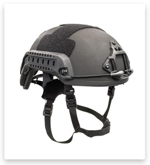 Shellback Tactical Level IIIA Ballistic High Cut Tactical Helmet